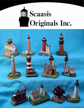 Scaasis Mini Figurines