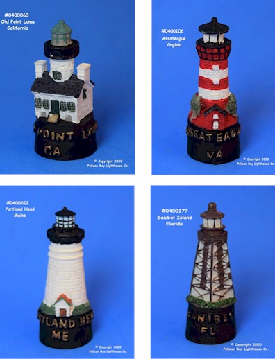 Scaasis Thimble Lighthouses