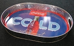66812 Coca-Cola Tin Large Serving Tray