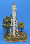 Harbour Lights Limited Edition Hilton Head Rear Range Lighthouse, South Carolina, #HL552