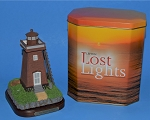 Lefton Lost Lights Collection, Fort Sumter Lighthouse, South Carolina, #13552