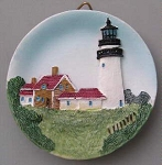 Circular Magnet, Cape Cod Lighthouse, Massachusetts