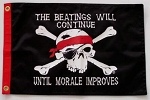 Pirate Flag, The Beatings Will Continue Until Morale Improves,  12