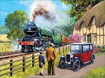 The Flying Scotsman Jigsaw Puzzle, 1000 pc., by SunsOut Puzzles, #13713