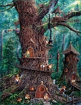 Forest Gnomes Jigsaw Puzzle, 1000+ pc., by SunsOut Puzzles, #36510