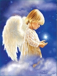Holding A Star Jigsaw Puzzle, 500 pc., by SunsOut Puzzles, #57133