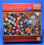 Marble Jar Jigsaw Puzzle, 500 pc., #37004, by Puzzlebug