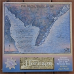 South Jersey Shore Jigsaw Puzzle by Heritage Puzzle, 500 pc., #20504