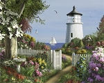 #391 To The Lighthouse Jigsaw Puzzle 1000 pc.