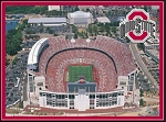 Ohio Stadium, Ohio State Jigsaw Puzzle, 550 pc., by White Mountain Puzzles, #501S
