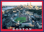 Boston's Fenway Park Jigsaw Puzzle, 550 pc., by White Mountain Puzzles, #643S
