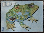 Prince Of The Pond Shaped Jigsaw Puzzle, 1000 pc., by FX Schmid, #78001
