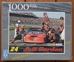 Jeff Gordon #24 NASCAR Jigsaw Puzzle, 1000 Piece, #81419
