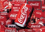 Coca-Cola Jigsaw Puzzle, 1000 pc., by Buffalo Games, #11256