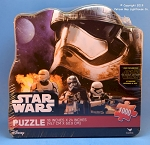 #18409 Star Wars Character Collectible Puzzle, 1000 Piece, With Tin Box