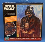 #10605 Star Wars Darth Vader, Sith Lord Photomosaic Puzzle, 1000 Piece