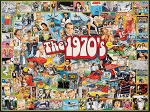 The 1970's Jigsaw Puzzle, 1000 pc., by White Mountain Puzzles, #478PZ