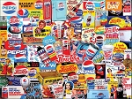Pepsi Jigsaw Puzzle, 550 pc., by White Mountain Puzzles, #1432PZ