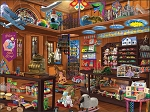 Toy Shop - Seek & Find Jigsaw Puzzle, 1000 pc., by White Mountain Puzzles, #1499PZ