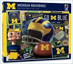 Michigan Wolverines Jigsaw Puzzle, 500 pc., by YouTheFan, #950165