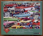 Fancy Fins & Classic Chrome Jigsaw Puzzle, 1000 pc., by Willow Creek Press, #34359