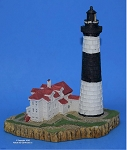 Scaasis Large Lighthouse Replica, Big Sable, Michigan, SC120B