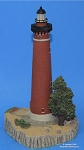 Scaasis Large Lighthouse Replica, Little Sable, Michigan, SC121B