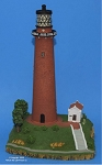 Scaasis Large Lighthouse Replica, Jupiter Inlet, Florida, SC136B