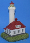Scaasis Large Lighthouse Replica, Point Wilson, Washington, SC212B