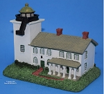 Scaasis Large Lighthouse Replica, Horton Point, New York, SC276B