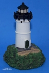 Scaasis Small Lighthouse Replica, Point Montara, California, SC227S