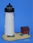 Scaasis Small Lighthouse Replica, Cape St. George, Florida, SC248S