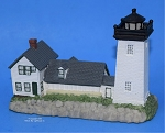 Scaasis Small Lighthouse Replica, Grindle Point, Maine, SC266S