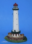 Scaasis Small Lighthouse Replica, Point Linoma Beach, Nebraska, SC277S