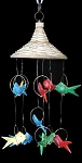 Multi-Color Floating Fish Windchime 15