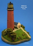 09128 Spoontiques Lighthouse Replica, Jupiter Inlet, Florida