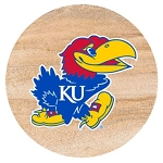 University Of Kansas Jayhawks Thirstystone Coasters, Set of 4, TSUKS
