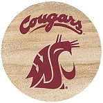 Washington State University Cougars Thirstystone Coasters, Set of 4, TSWS