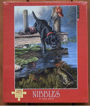 Nibbles Jigsaw Puzzle, 1000 pc.
