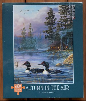 Autumn In The Air Jigsaw Puzzle, 1000 pc.
