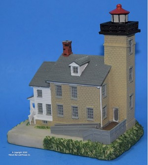 Scaasis Large Lighthouse Replica, Sodus Point, New York
