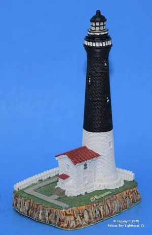 Scaasis Small Lighthouse Replica, Pensacola, Florida