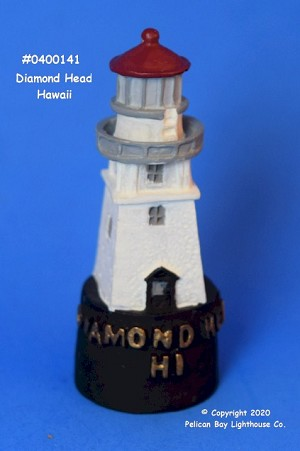 Scaasis Lighthouse Thimble, Diamond Head, Hawaii