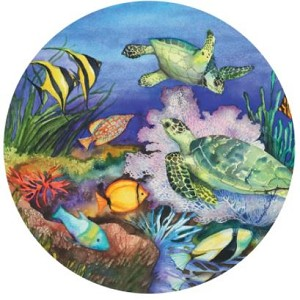 Sea Turtles Thirstystone Coasters, Set of 4
